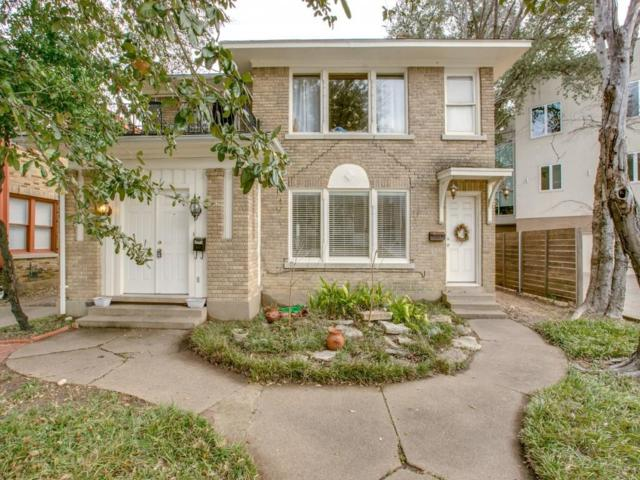 4006 Wycliff Avenue, Dallas, TX 75219 (MLS #14043058) :: Team Hodnett