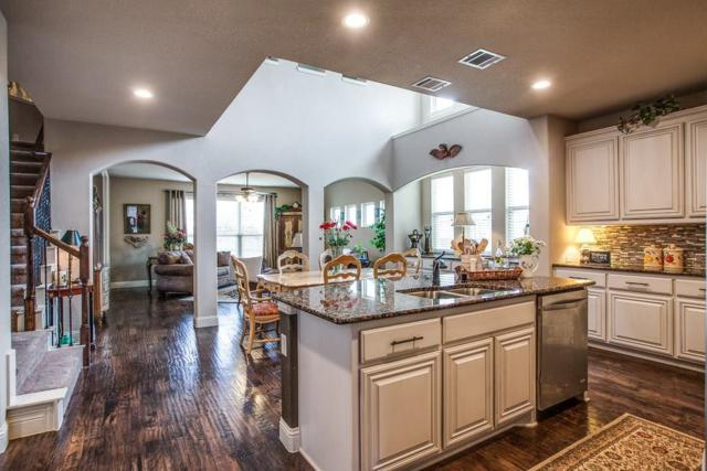 9709 Meadowpark Drive, Denton, TX 76226 (MLS #14043095) :: Real Estate By Design
