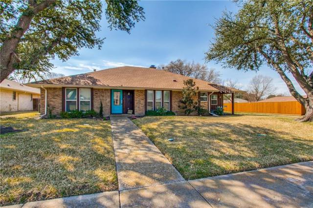 600 Birch Lane, Richardson, TX 75081 (MLS #14043099) :: The Good Home Team