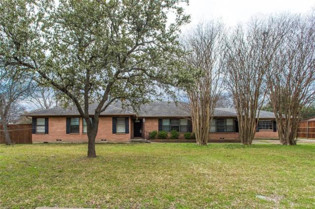 5830 Forest Lane, Dallas, TX 75230 (MLS #14043112) :: Robbins Real Estate Group