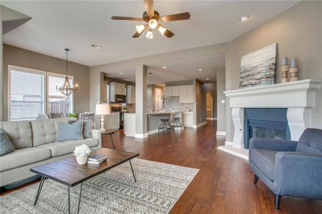 5813 Tawakoni Drive, Denton, TX 76226 (MLS #14043124) :: Real Estate By Design