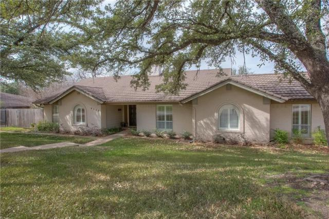 4204 Inman Court, Fort Worth, TX 76109 (MLS #14043127) :: The Mitchell Group