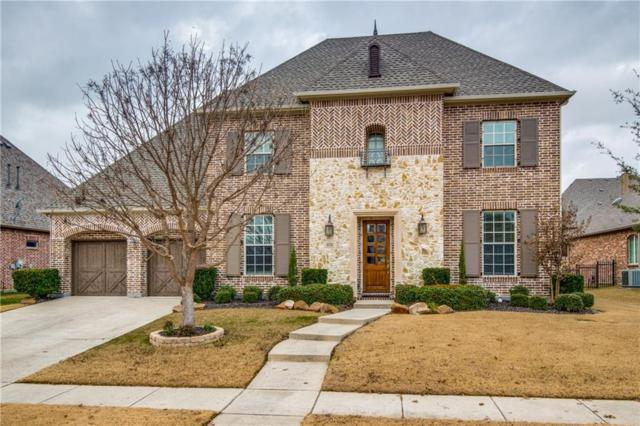 4231 Rocky Ford, Prosper, TX 75078 (MLS #14043138) :: The Heyl Group at Keller Williams