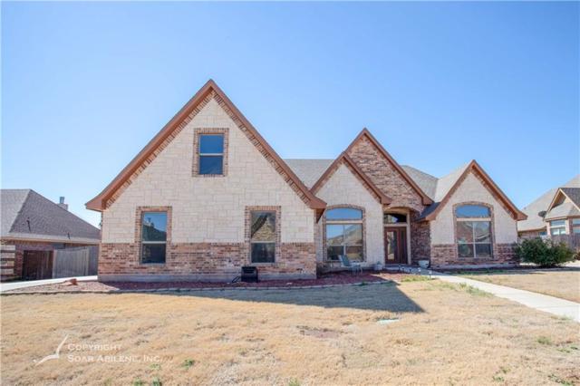 4417 High Sierra, Abilene, TX 79606 (MLS #14043143) :: The Chad Smith Team