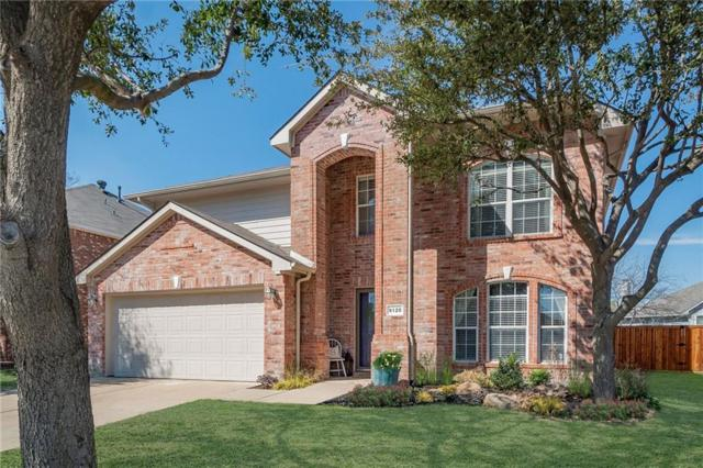9128 Manassas Ridge, Mckinney, TX 75071 (MLS #14043152) :: The Daniel Team
