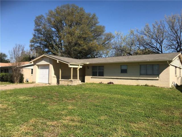 2713 Keyhole Street, Irving, TX 75062 (MLS #14043203) :: Robbins Real Estate Group