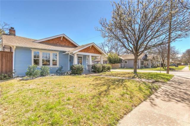 702 N Windomere Avenue, Dallas, TX 75208 (MLS #14043273) :: RE/MAX Pinnacle Group REALTORS