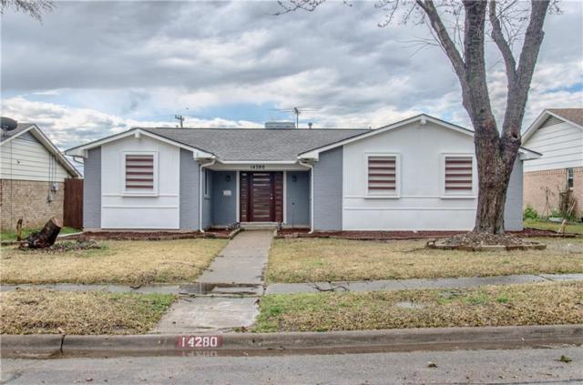 14280 Shoredale Lane, Farmers Branch, TX 75234 (MLS #14043281) :: The Good Home Team