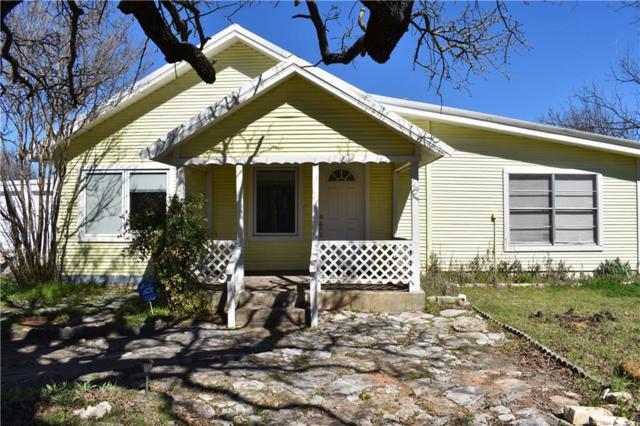 6008 N State Highway 108, Stephenville, TX 76401 (MLS #14043292) :: Robbins Real Estate Group