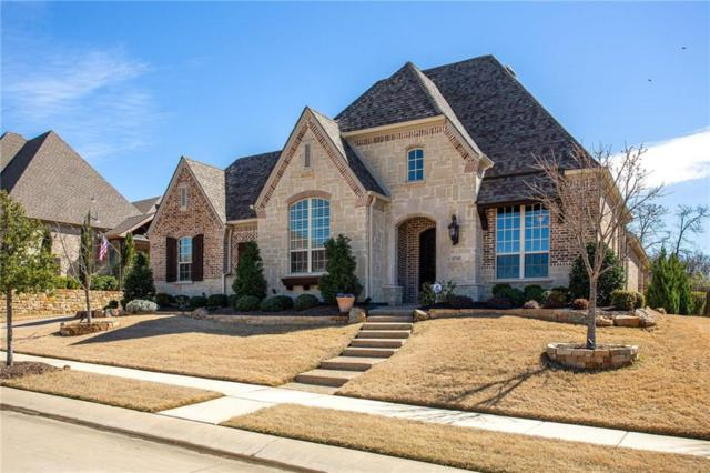 8750 Canyon Crossing, Lantana, TX 76226 (MLS #14043307) :: The Real Estate Station