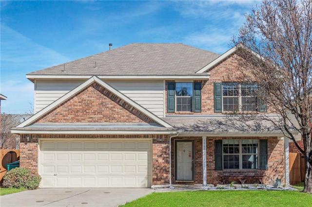 1505 Pine Ridge Drive, Lewisville, TX 75067 (MLS #14043309) :: The Good Home Team