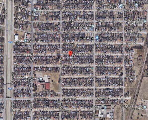 1016 Marion Avenue, Fort Worth, TX 76104 (MLS #14043327) :: Frankie Arthur Real Estate