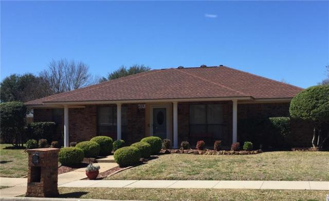 1884 Greenslopes Drive, Lewisville, TX 75077 (MLS #14043344) :: RE/MAX Town & Country