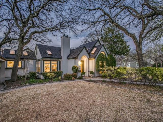 1400 Egan Street, Denton, TX 76201 (MLS #14043361) :: Baldree Home Team