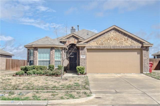 418 Dartmouth Drive, Van Alstyne, TX 75495 (MLS #14043387) :: The Good Home Team