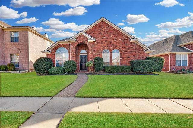 5765 Crestwood Lane, The Colony, TX 75056 (MLS #14043393) :: Kimberly Davis & Associates