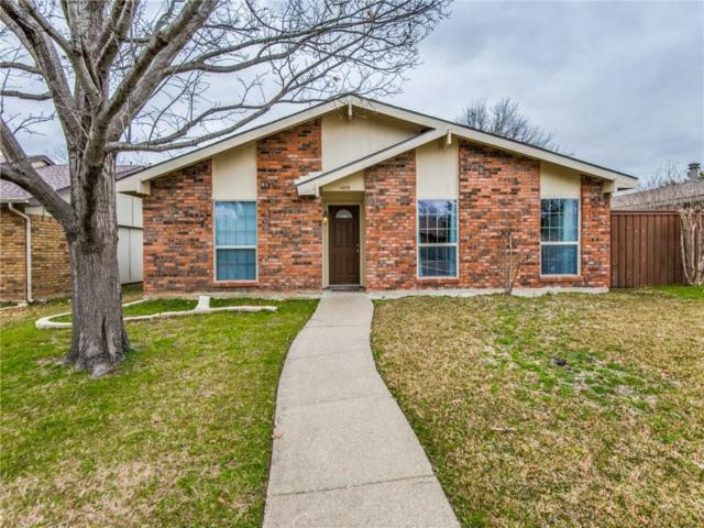 4909 Ashlock Drive, The Colony, TX 75056 (MLS #14043416) :: Hargrove Realty Group