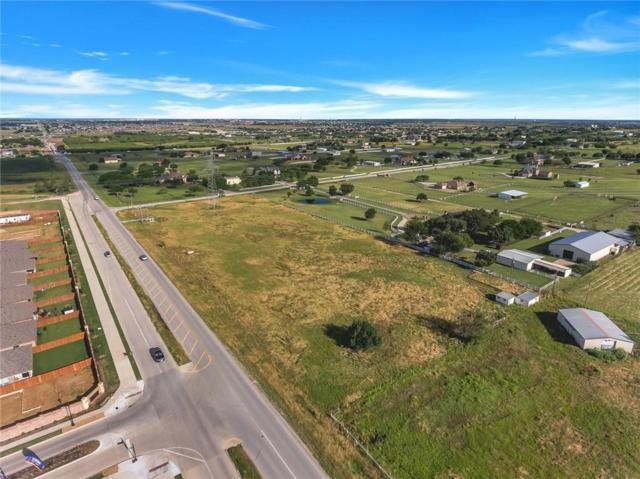 2229 White Lane, Haslet, TX 76052 (MLS #14043480) :: The Heyl Group at Keller Williams