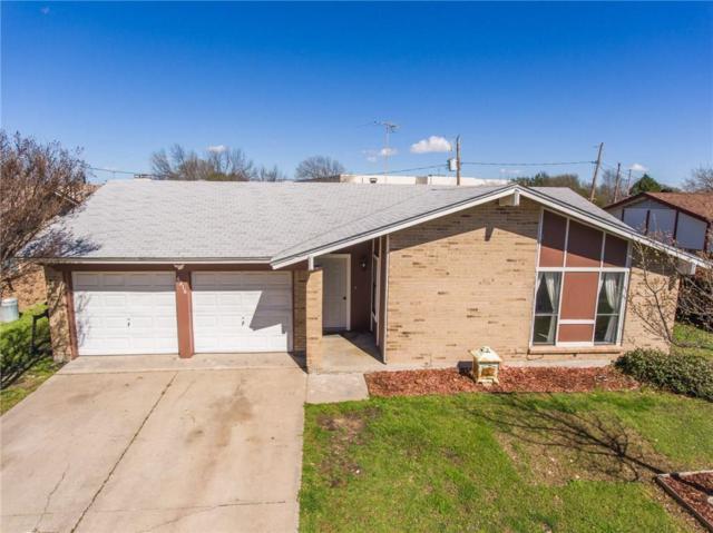 6216 Skylark Lane, Watauga, TX 76148 (MLS #14043521) :: Real Estate By Design