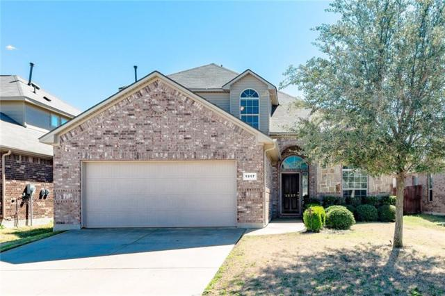 1317 Zanna Grace Way, Fort Worth, TX 76052 (MLS #14043553) :: Real Estate By Design