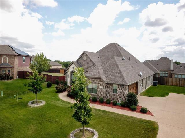 616 Norwood Court, Desoto, TX 75115 (MLS #14043632) :: Baldree Home Team