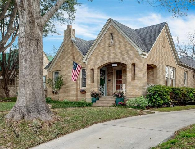 2225 Tremont Avenue, Fort Worth, TX 76107 (MLS #14043663) :: The Chad Smith Team