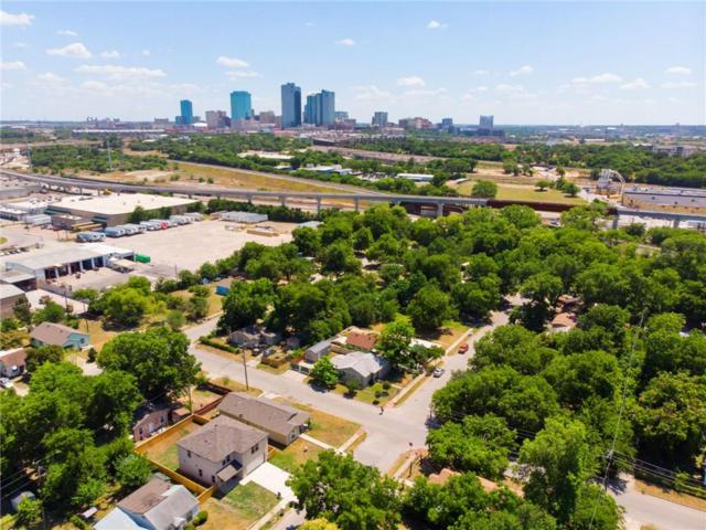 1828 Carver Avenue, Fort Worth, TX 76102 (MLS #14043694) :: The Kimberly Davis Group