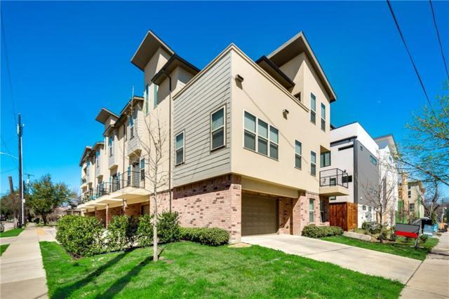 5903 Lindell Avenue E, Dallas, TX 75206 (MLS #14043722) :: HergGroup Dallas-Fort Worth
