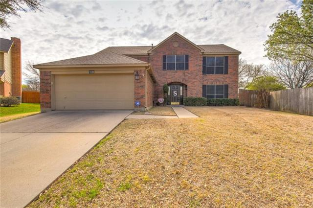 7458 Point Reyes Drive, Fort Worth, TX 76137 (MLS #14043729) :: The Tierny Jordan Network