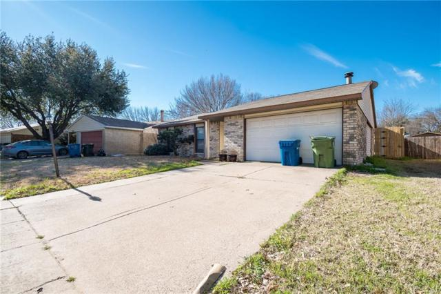 5232 Strickland Avenue, The Colony, TX 75056 (MLS #14043806) :: Kimberly Davis & Associates