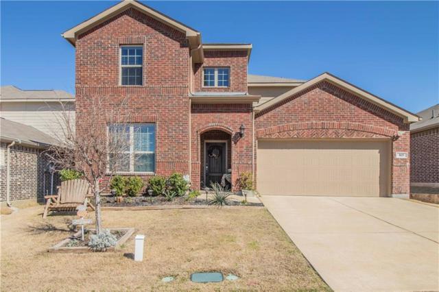 521 Cheyenne Drive, Aubrey, TX 76227 (MLS #14043875) :: Real Estate By Design