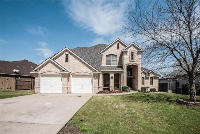 1909 Austin Street, Mansfield, TX 76063 (MLS #14043932) :: The Sarah Padgett Team
