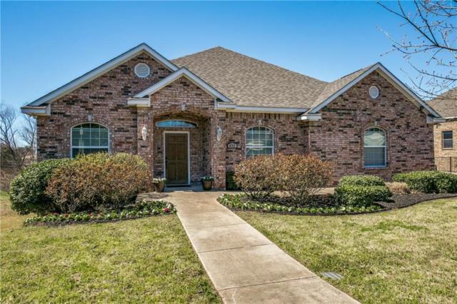 439 Golden Pond Drive, Cedar Hill, TX 75104 (MLS #14043934) :: The Chad Smith Team