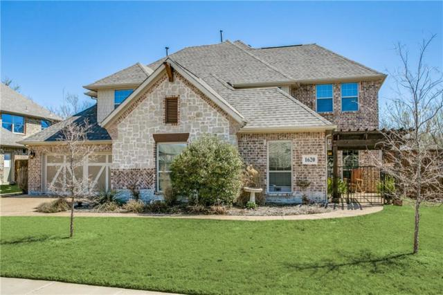 1620 Jeffrey Drive, Wylie, TX 75098 (MLS #14043941) :: Vibrant Real Estate