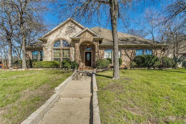 436 Valley View Court, Aledo, TX 76008 (MLS #14043953) :: The Heyl Group at Keller Williams