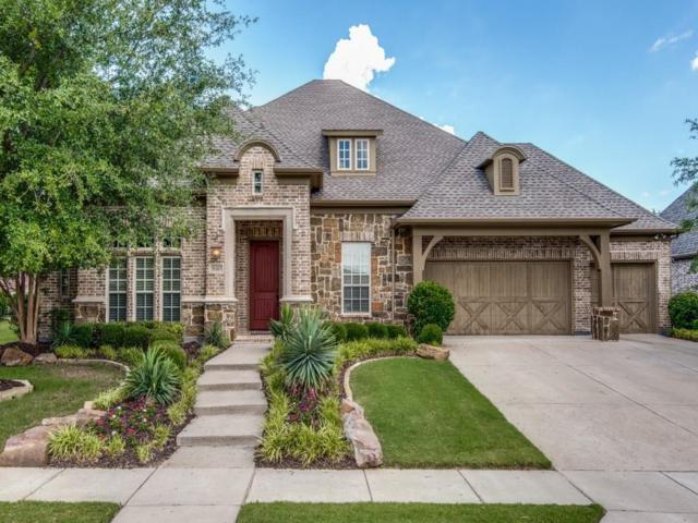 840 Butchart Drive, Prosper, TX 75078 (MLS #14044005) :: Real Estate By Design