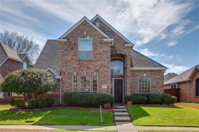 820 Pinnacle Circle, Lewisville, TX 75077 (MLS #14044014) :: Team Tiller