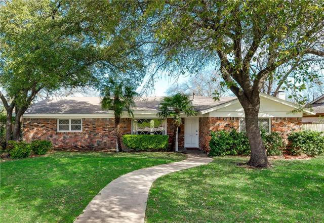 4012 Walton Avenue, Fort Worth, TX 76133 (MLS #14044023) :: The Good Home Team