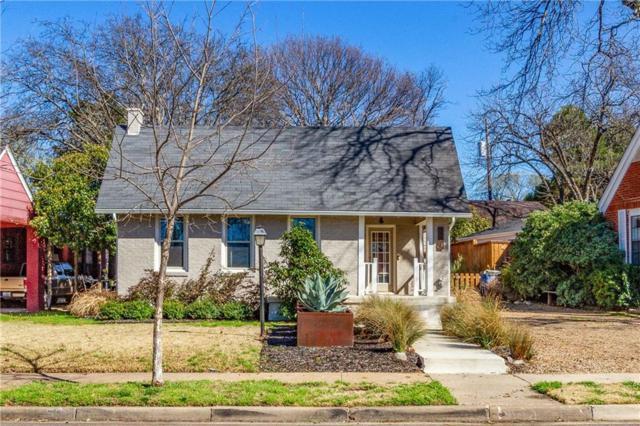 1606 Cascade Avenue, Dallas, TX 75224 (MLS #14044026) :: Team Hodnett