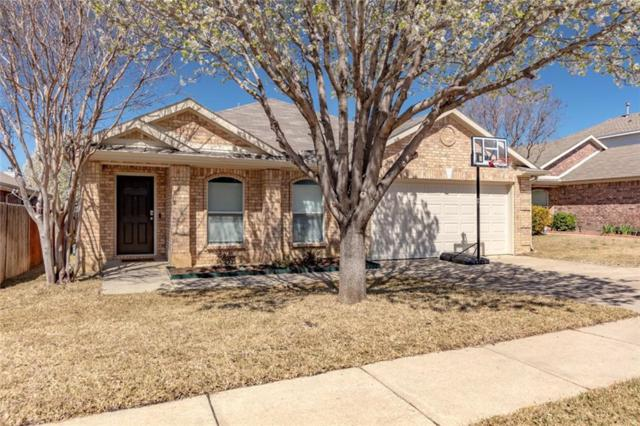 8421 Hawks Nest Drive, Fort Worth, TX 76131 (MLS #14044027) :: The Heyl Group at Keller Williams