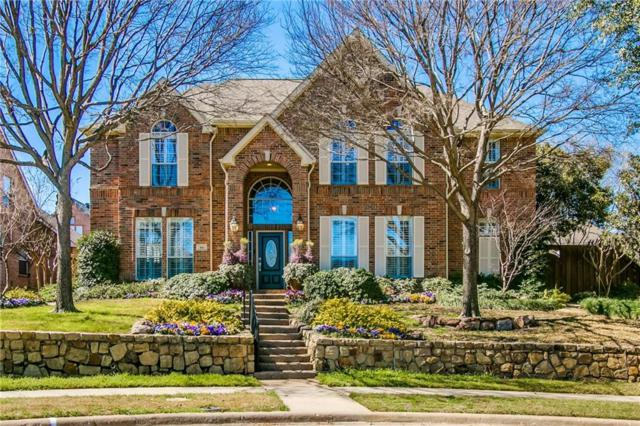 966 Hummingbird Drive, Coppell, TX 75019 (MLS #14044030) :: Robbins Real Estate Group