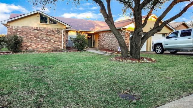 5264 Fallworth Court, Fort Worth, TX 76133 (MLS #14044035) :: The Good Home Team