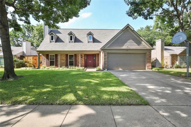 527 Chasewood Drive, Grapevine, TX 76051 (MLS #14044080) :: Team Tiller