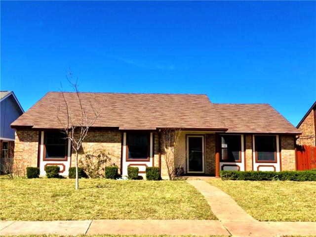 5616 Trego Street, The Colony, TX 75056 (MLS #14044124) :: Hargrove Realty Group