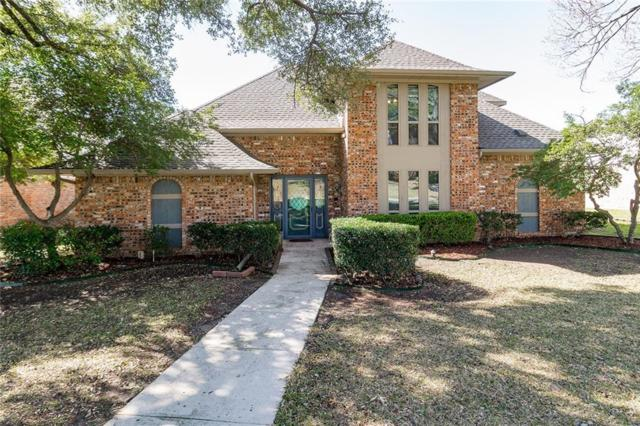 233 Canyon Valley Drive, Richardson, TX 75080 (MLS #14044150) :: RE/MAX Town & Country