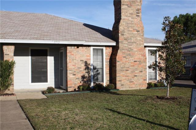 5712 Westchase, North Richland Hills, TX 76180 (MLS #14044184) :: Robbins Real Estate Group