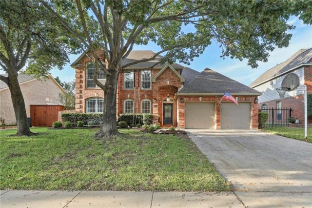 1810 Forestdale Drive, Grapevine, TX 76051 (MLS #14044185) :: Baldree Home Team