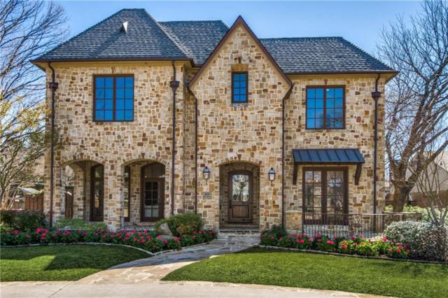 4021 Marquette Street, University Park, TX 75225 (MLS #14044191) :: Robbins Real Estate Group