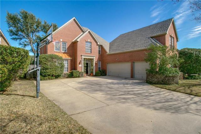 912 Basilwood Drive, Coppell, TX 75019 (MLS #14044205) :: Team Tiller