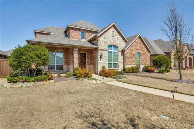 898 Starcreek Parkway, Allen, TX 75013 (MLS #14044209) :: Kimberly Davis & Associates